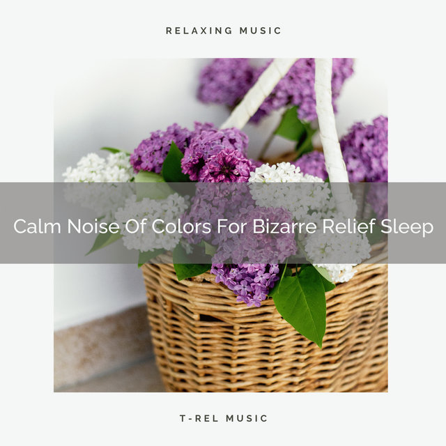 Calm Noise Of Colors For Bizarre Relief Sleep