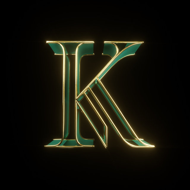 Cover art for album K by Kelly Rowland