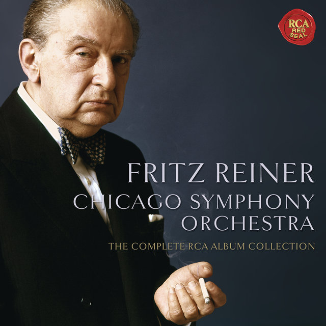Fritz Reiner - The Complete Chicago Symphony Recordings on RCA