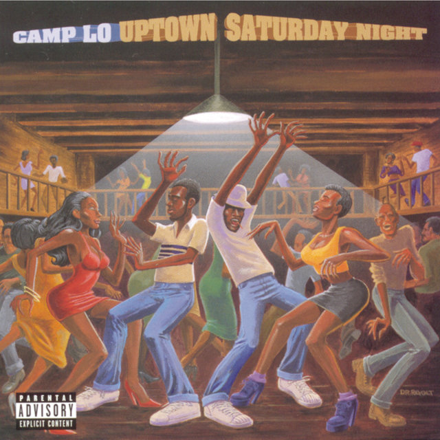 Cover art for album  by Camp Lo