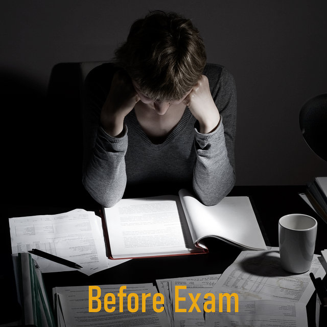 Before Exam - Relaxation Music Supporting Concentration and the Process of Fast Memorizing (Background music for Studying)