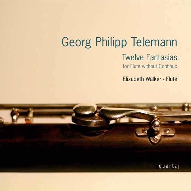 Telemann: 12 Fantasias for Flute without Continuo