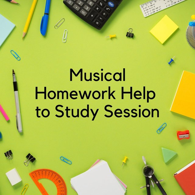 Musical Homework Help to Study Session