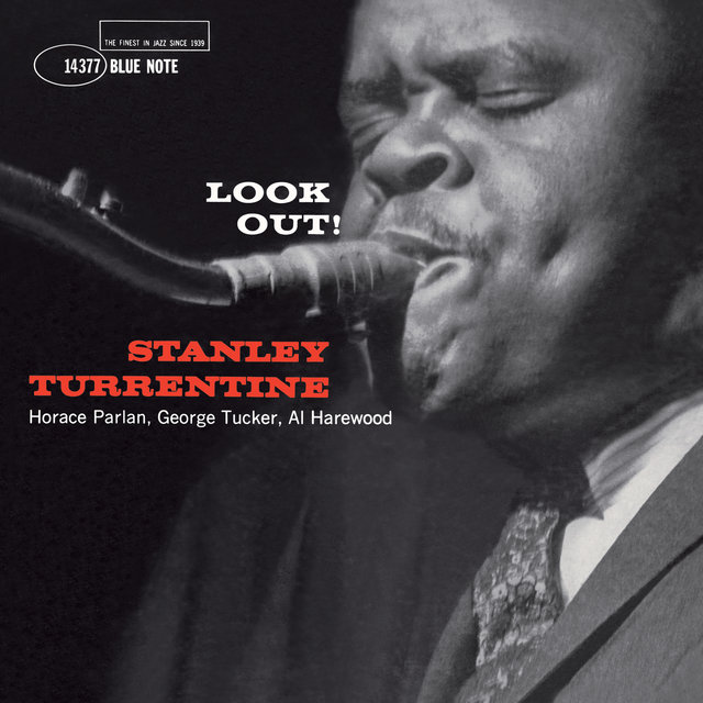 Cover art for album  by Stanley Turrentine
