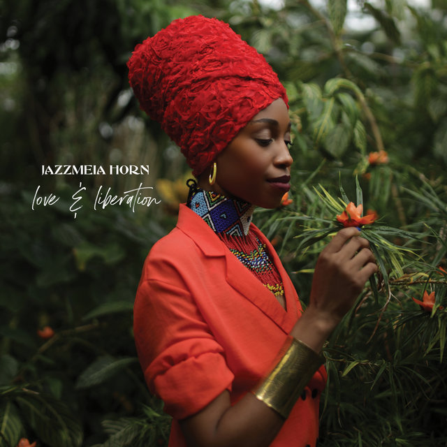 Cover art for album Love And Liberation by Jazzmeia Horn