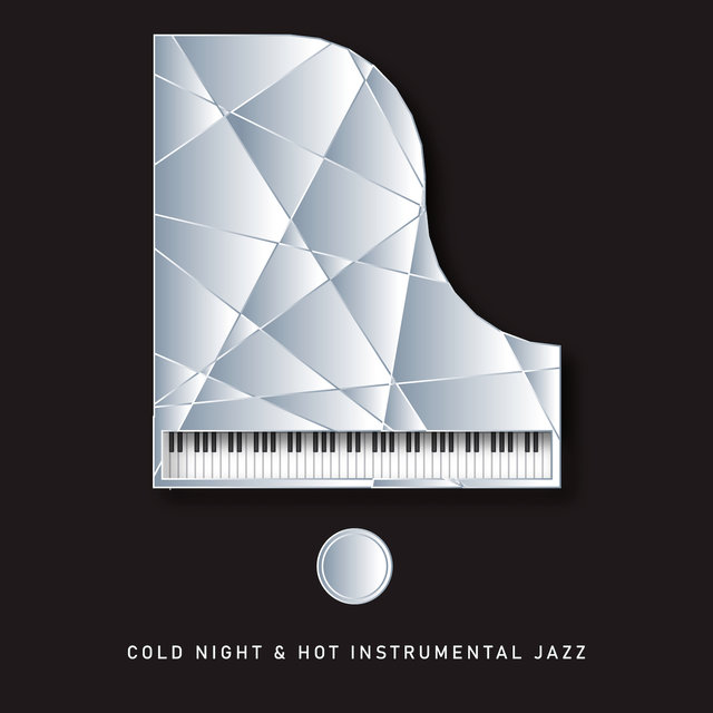 Cold Night & Hot Instrumental Jazz: Hypnotic Guitar Sound, Piano and Trumpet