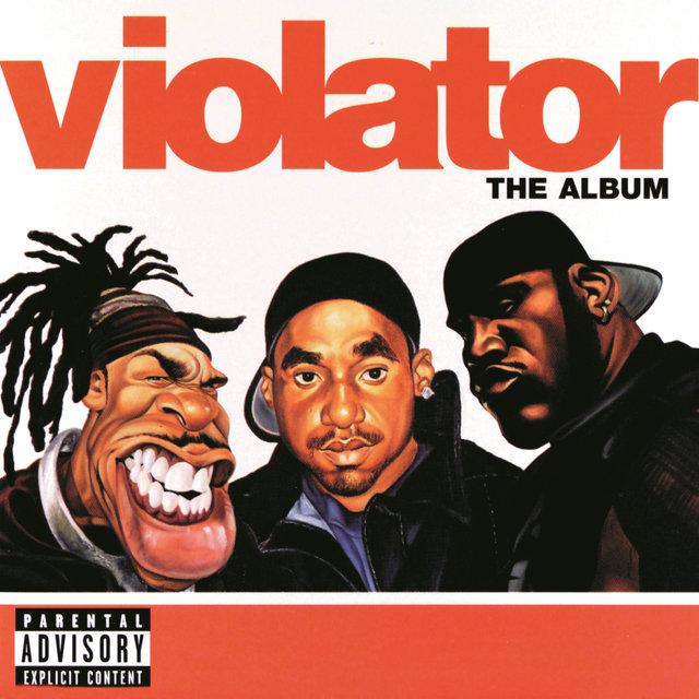 Cover art for album Violator: The Album by Various Artists
