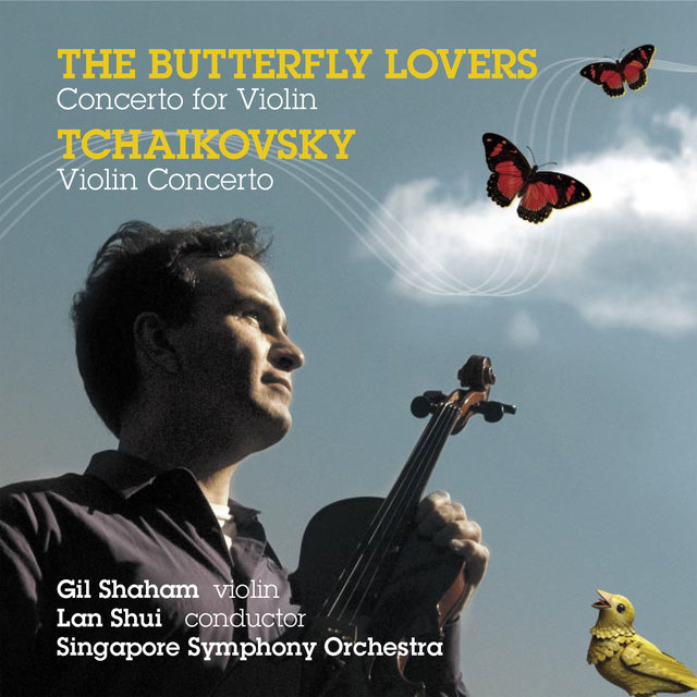 Tchaikovsky: Violin Concerto, Op.35 - Chen, He: Butterfly Lovers, Violin Concerto