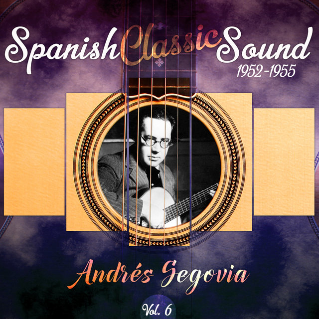 Spanish Classic Sound, Vol. 6 (1952 - 1955)
