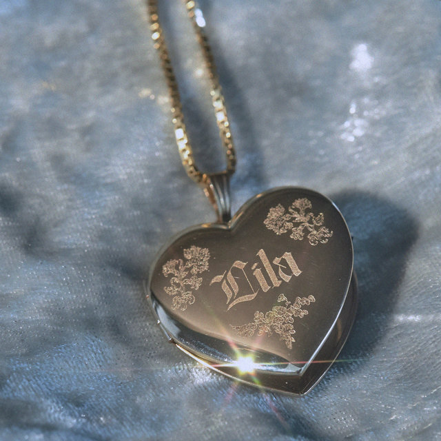 locket (side one)