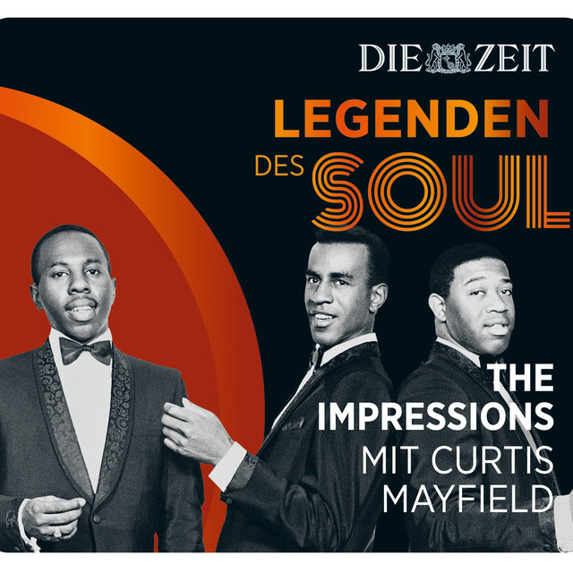 Legenden des Soul - Curtis Mayfield & The Impressions