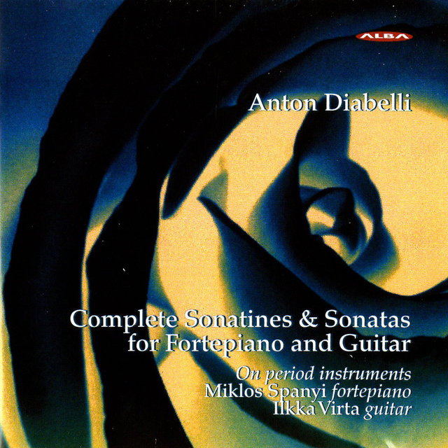 Diabelli: Complete Sonatinas and Sonatas for Fortepiano and Guitar
