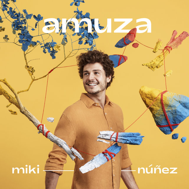 Cover art for album  by Miki Núñez