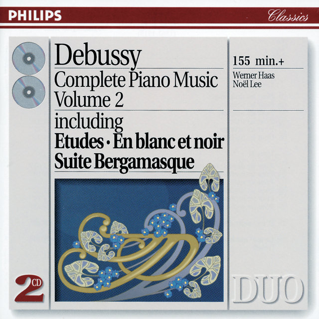 Debussy: Complete Piano Music Vol.2