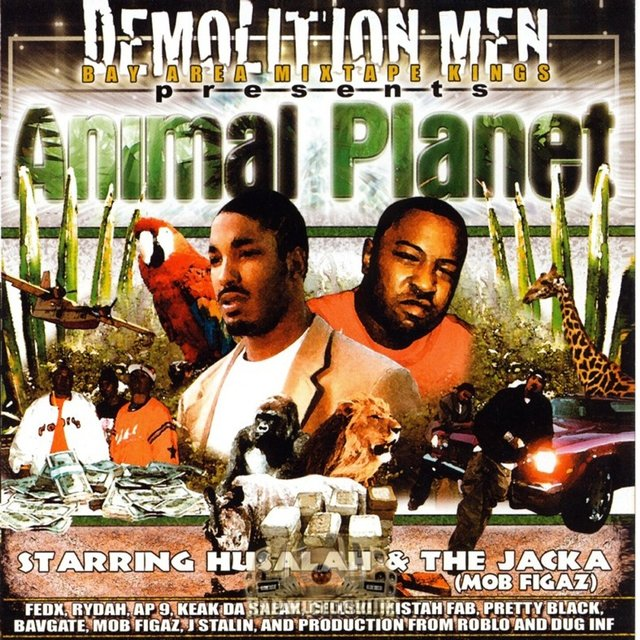 Demolition Men Presents: Animal Planet