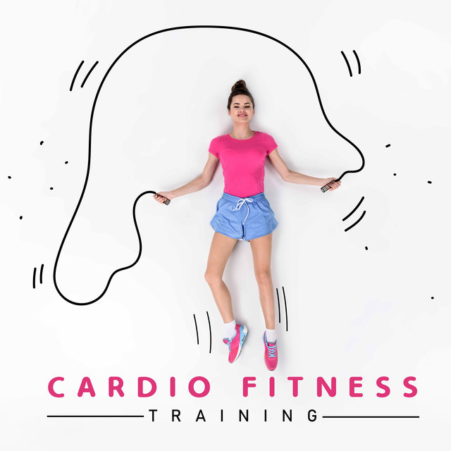 Cardio Fitness Training - Feel New Energy for Action, Routine Exercises, Warm Up, Stretching