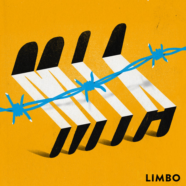 Cover art for album Limbo by Mia.