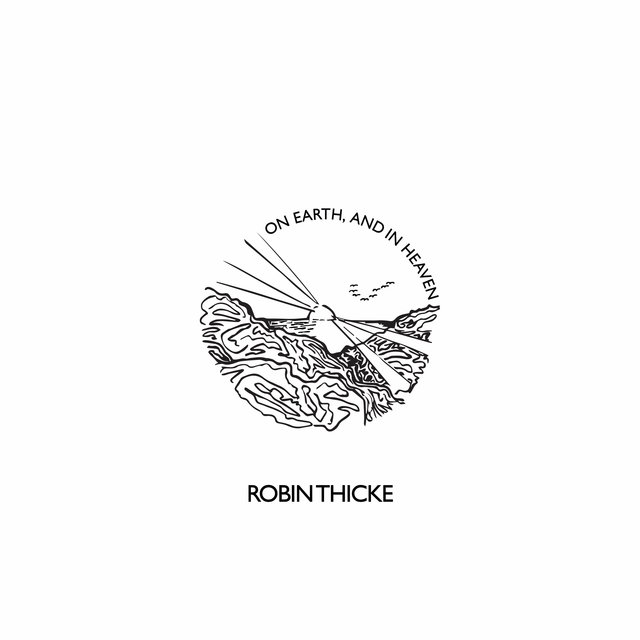 Cover art for album On Earth, and in Heaven by Robin Thicke