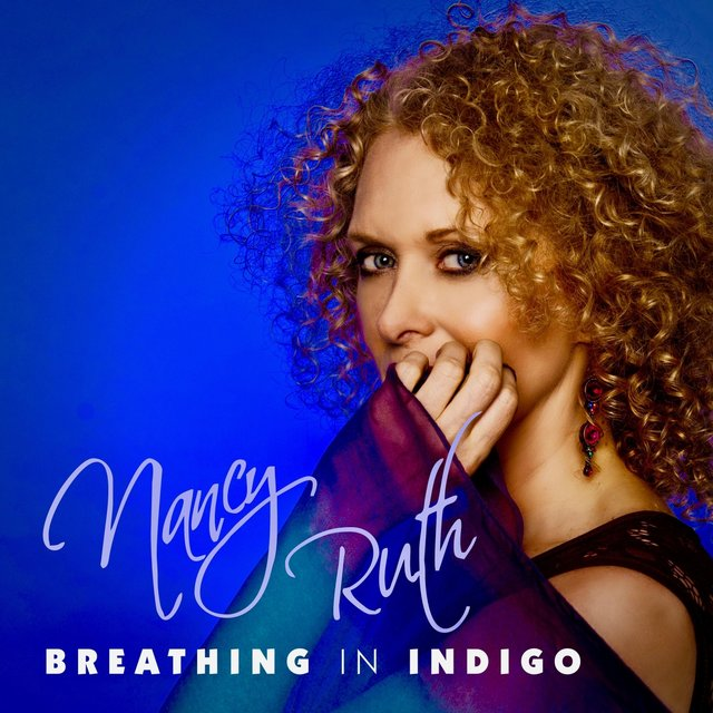 Breathing in Indigo