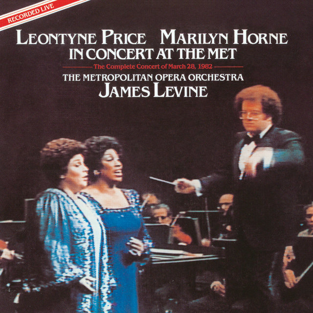 Leontyne Price - In Concert at the Met