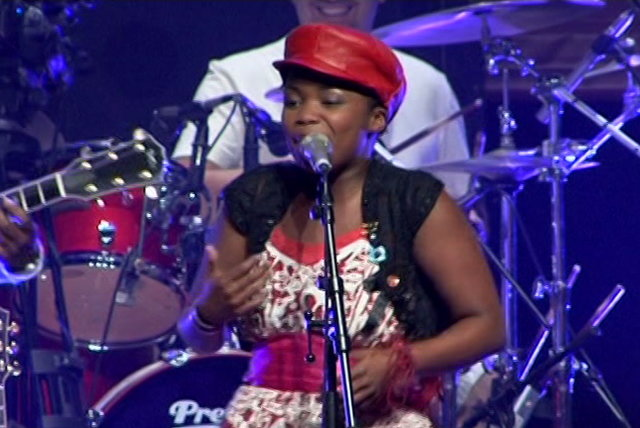 Zithande  (Live in Johannesburg at the Sandton Convention Centre, 2008)