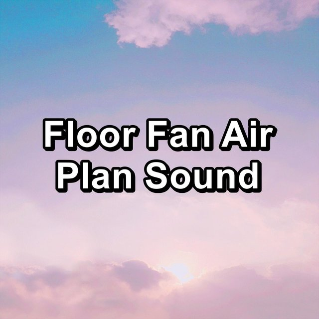 Floor Fan Air Plan Sound