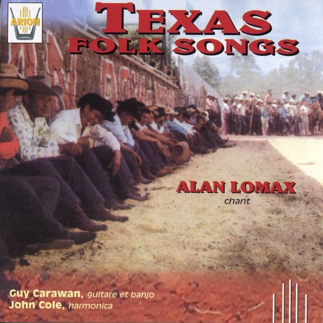Texas folk songs