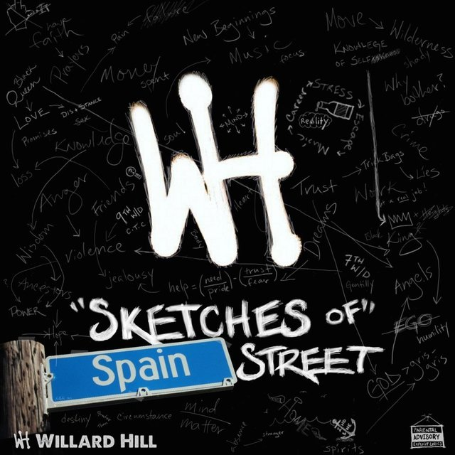 Sketches of Spain Street - EP