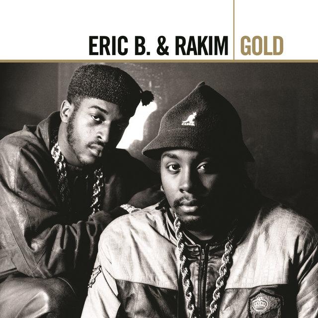 Cover art for album  by Eric B. & Rakim
