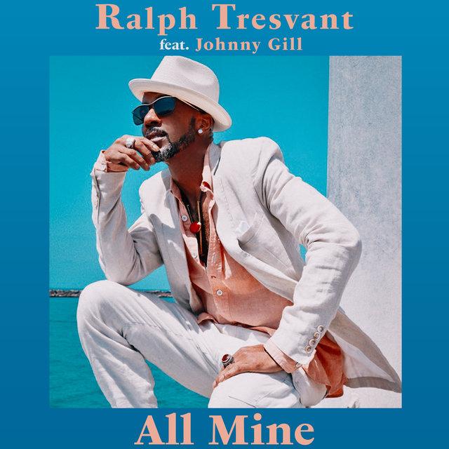 Cover art for album  by Ralph Tresvant, Johnny Gill