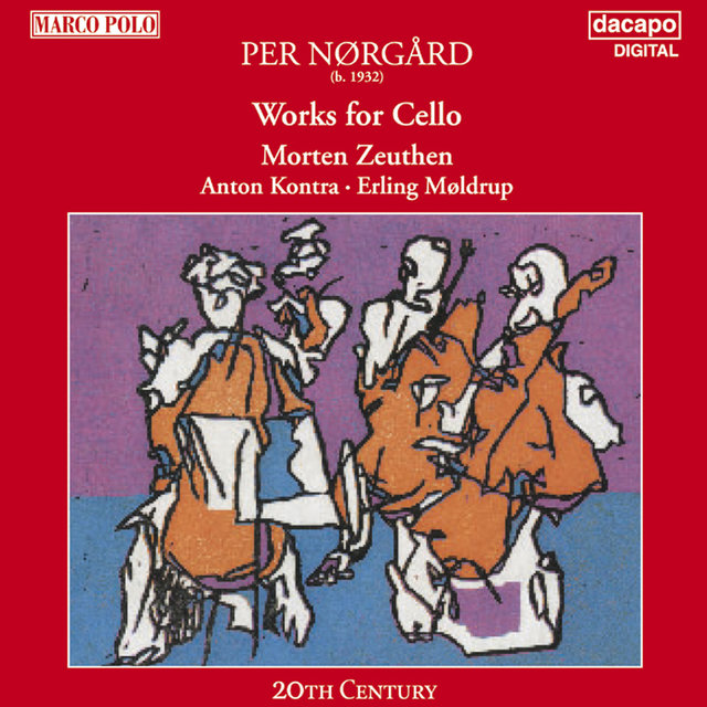 Norgard: Works for Cello
