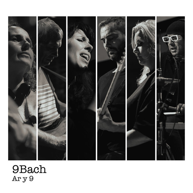 Cover art for album Ar y 9 by 9bach