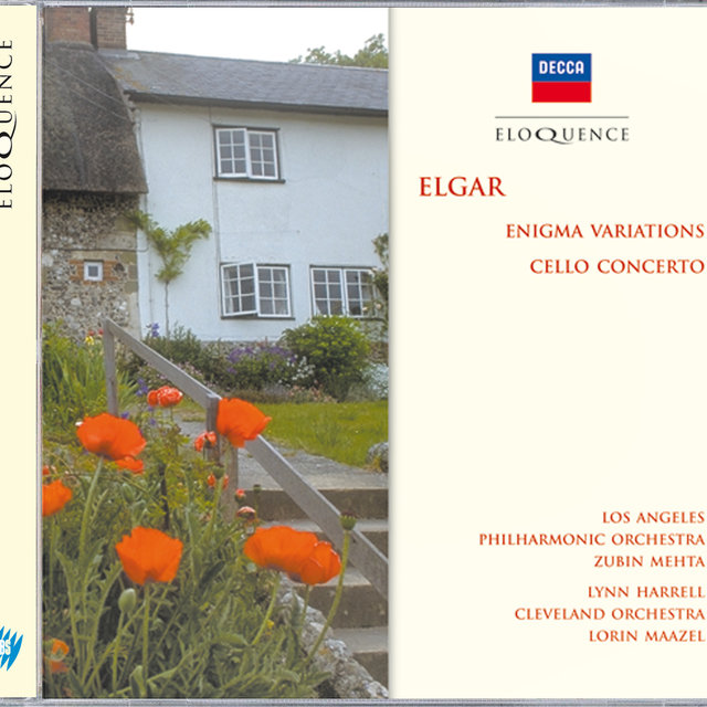 Elgar: Enigma Variations; Cello Concerto