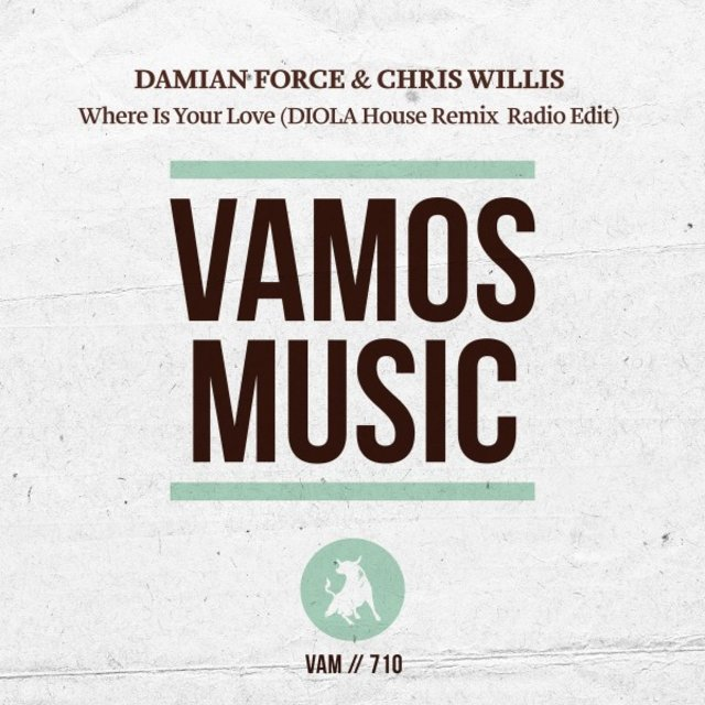 Where Is Your Love (Diola House Remix Radio Edit)