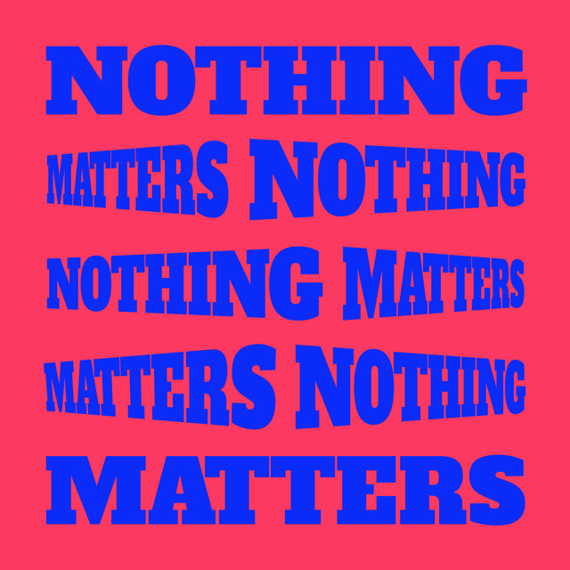 Cover art for album Nothing Matters by 박재범 Jay Park