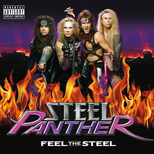 Feel The Steel (Japan/UK/OZ/NZ Version)