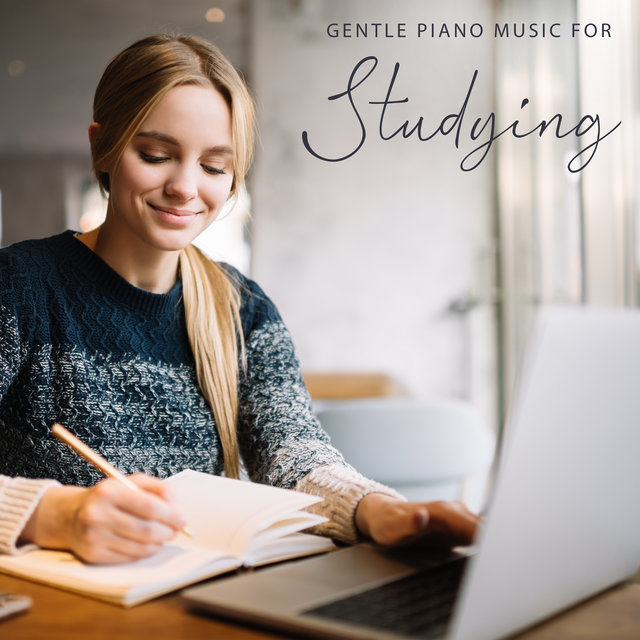 Gentle Piano Music for Studying
