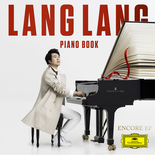 Piano Book - Encore EP