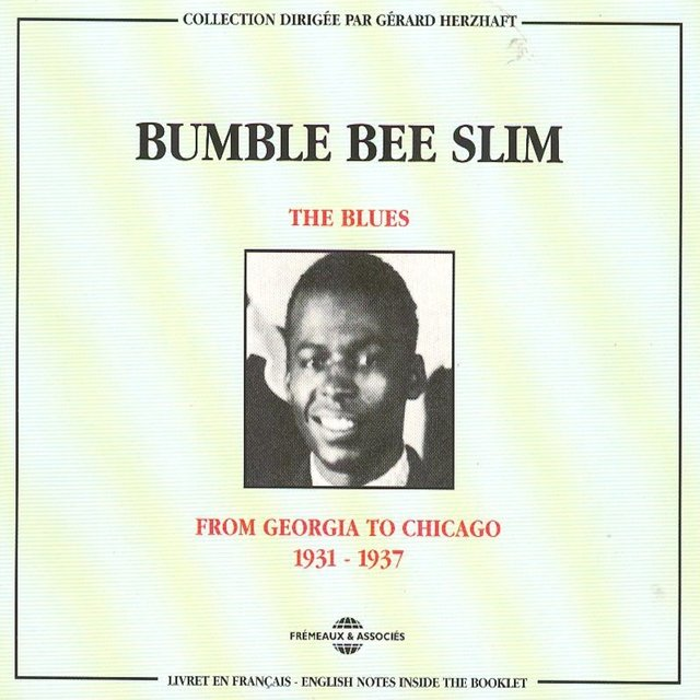 Bumble Bee Slim 1931-1937: From Georgia to Chicago