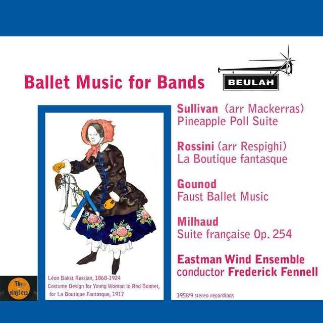 Ballet Music for Bands