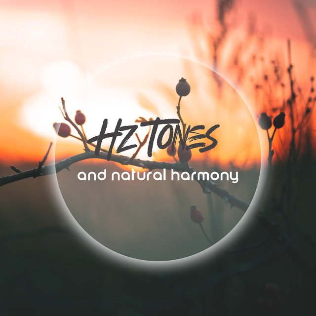 Hz Tones and Natural Harmony – Collection of Very Relaxing New Age Melodies, Deep Rest, Time for You