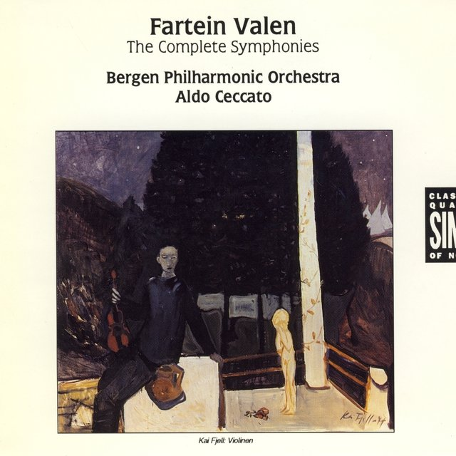 Fartein Valen: The Four Symphonies