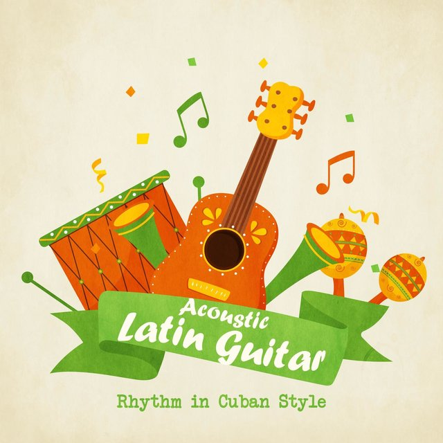 Acoustic Latin Guitar – Rhythm in Cuban Style