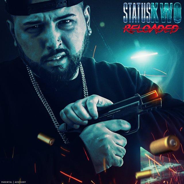 Cover art for album Status KWO Reloaded by Kaseek Ortiz