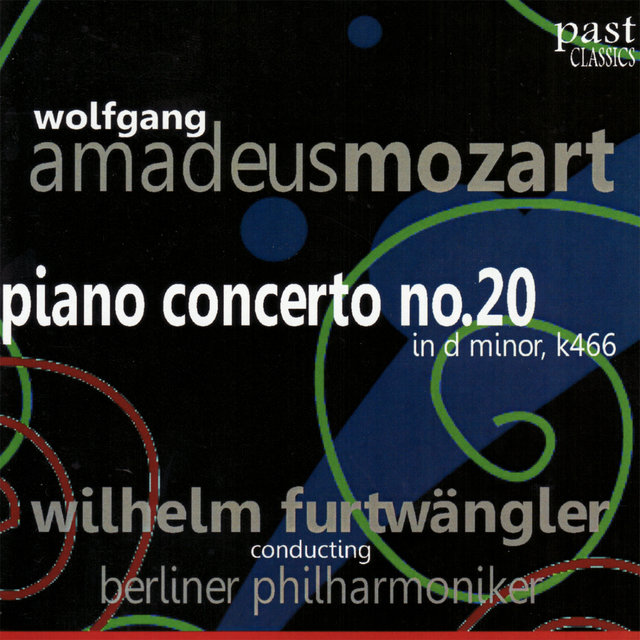 Mozart: Piano Concerto No. 20 in D Minor, K. 466
