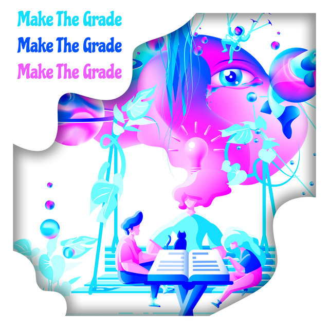 Make The Grade: Music for Studying, Helping to Concentrate, Do Homework Faster, Improve Memory