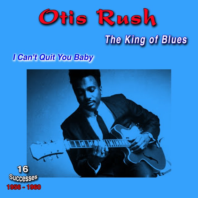 The King of Blues, 1956 - 1960 (16 Successes)