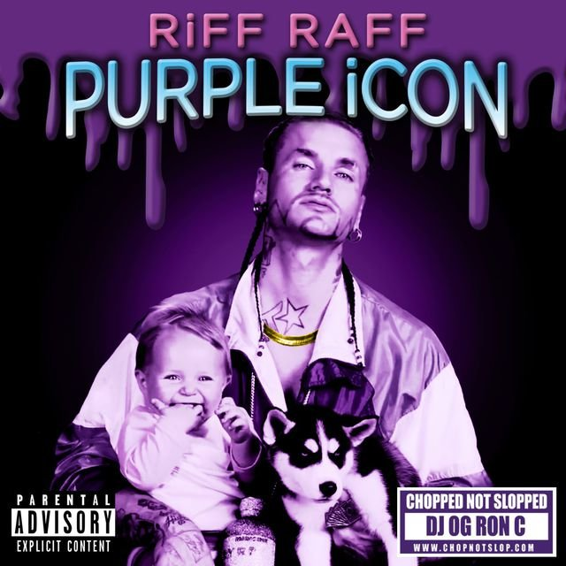 PURPLE iCON (CHOPPED NOT SLOPPED)