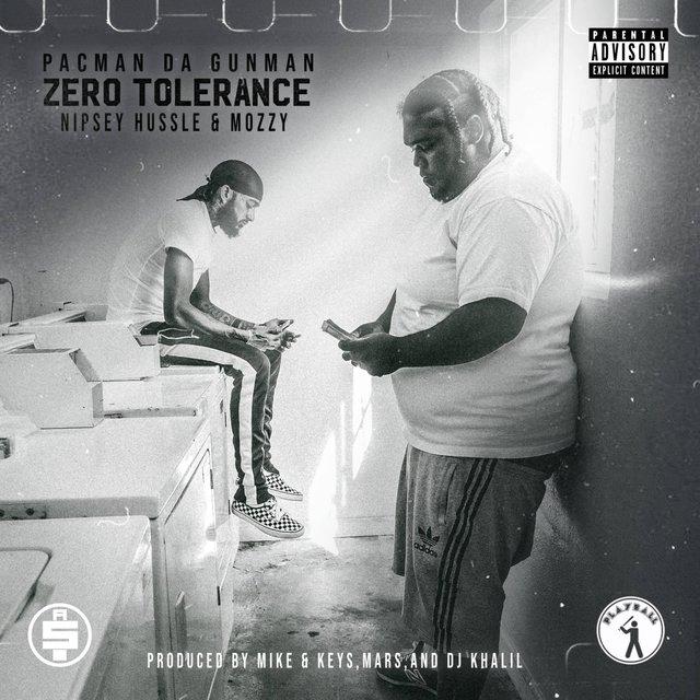 Cover art for album  by Pacman da Gunman, Nipsey Hussle, Mozzy