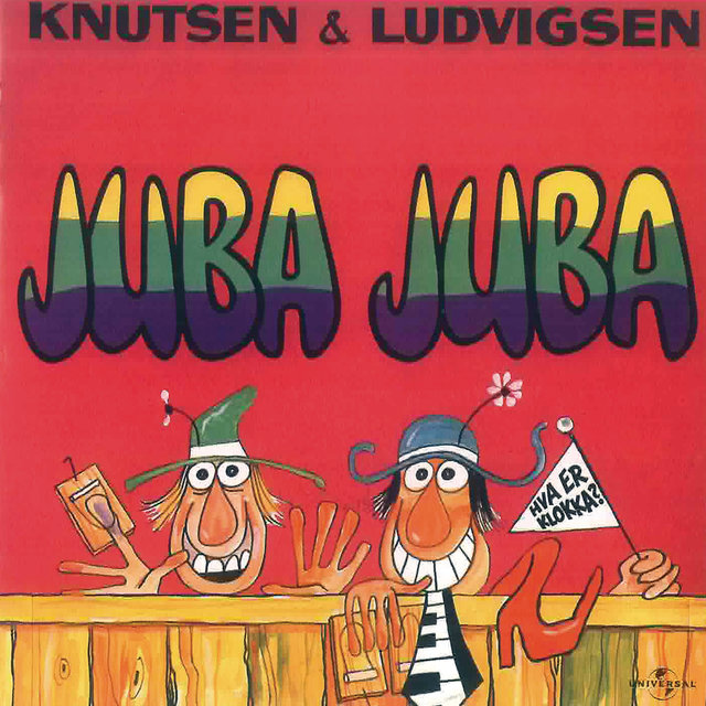 Juba Juba Digitalt Album